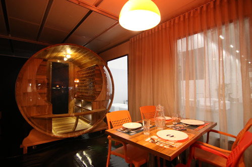 Hotel Modelo Samba In The Box - Restaurante